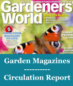 Gardening Magazine Circulation Report