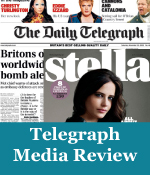 Daily Telegraph Newspaper Review
